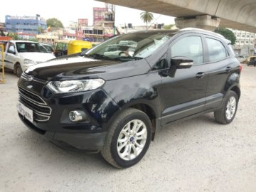 used ford ecosport titanium 15 tdci in bangalore at rs 850000