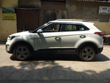 Used Hyundai Creta Crdi 1 6 Sx O In Mumbai 15118 Truebil Com