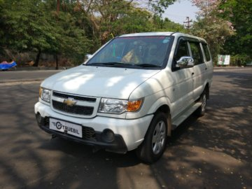 Used Chevrolet Tavera Cars In Mumbai Truebilcom