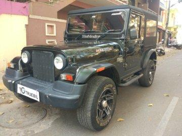 Used Mahindra Thar Cars in Bangalore - Truebil com