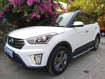 Used Hyundai Creta Cars In Mumbai Truebil Com