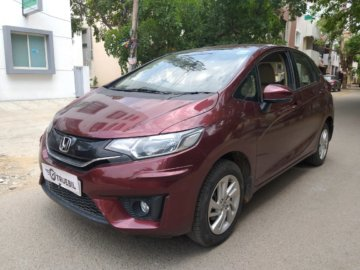 Used Honda Jazz Cars In Bangalore Truebil Com