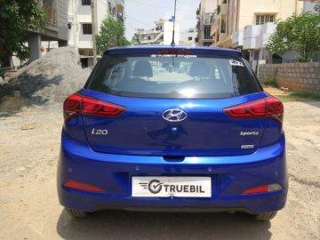 Used Hyundai Elite i20 Sportz 1 2 in Bangalore - 63570