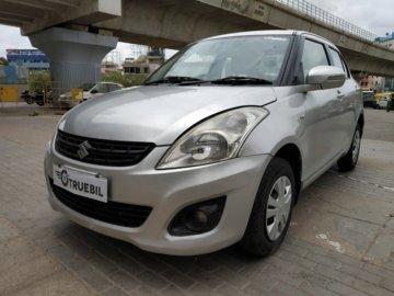 Used Maruti Suzuki Swift Dzire Cars in Bangalore - Truebil com