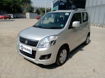 Used 2014 Maruti Suzuki Wagon R 1.0 VXi car in gurgaon