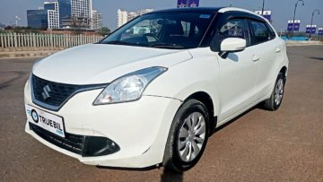 Used 2017 Maruti Suzuki Baleno Delta car in gurgaon