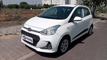 Used 2017 Hyundai Grand i10 car in gurgaon